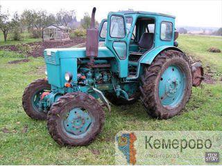Куплю трактор Т-40 АМ в Х.Т.С. не позднее 90г.