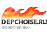 Логотип DepChoise.ru Интерент магазин