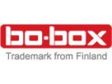 Логотип Bo-box, салон мягкой мебели