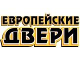 """Логотип """"Европейские двери"""" магазин ООО """"Континент групп"""""""