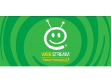 Логотип Webstream, интернет-провайдер