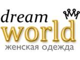 """Логотип """"Dream World"""" фабрика трикотажа"""