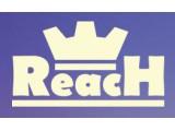 Логотип ReacH, ООО, рекламное агенство BTL