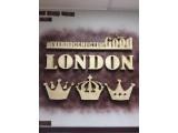Логотип Парикмахерская Лондон